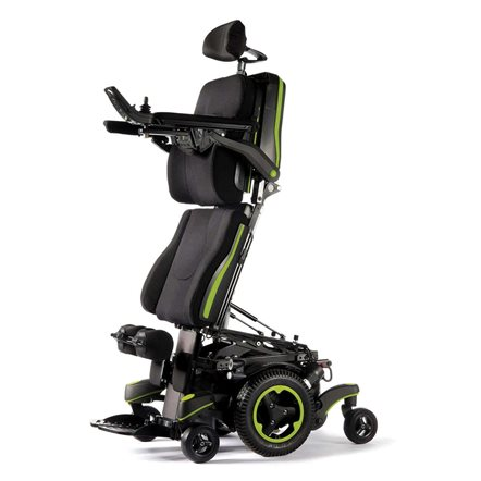 QUICKIE Q700-UP M Standing Power Wheelchair