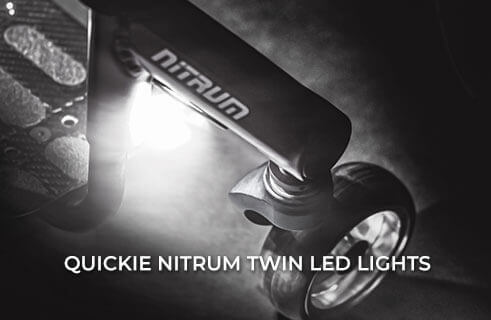 Quickie Nitrum Twin LED Lights