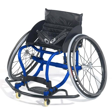 QUICKIE All Court Lightweight Sports Wheelchair