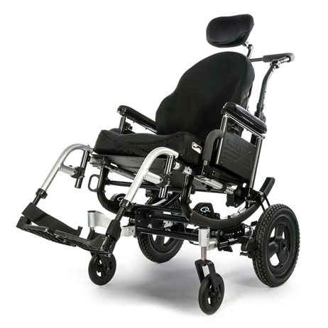 QUICKIE® IRIS Manual Tilt Wheelchair